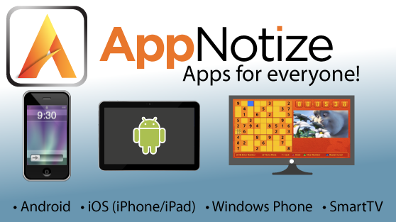AppNotize - Apps for everyone!